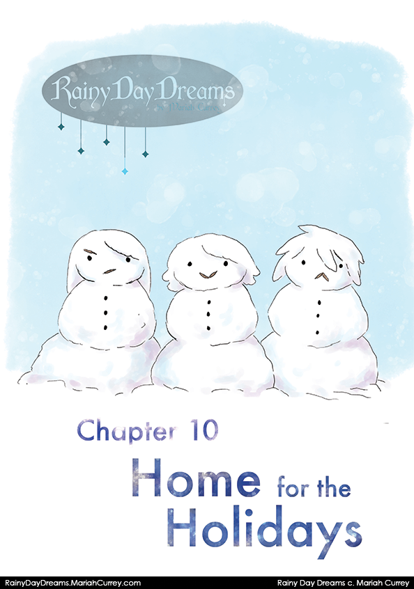 Chapter 10 – Home for the Holidays