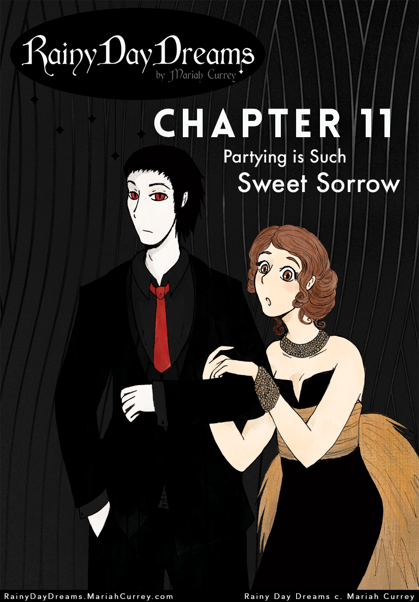 Chapter 11 – Partying is such Sweet Sorrow