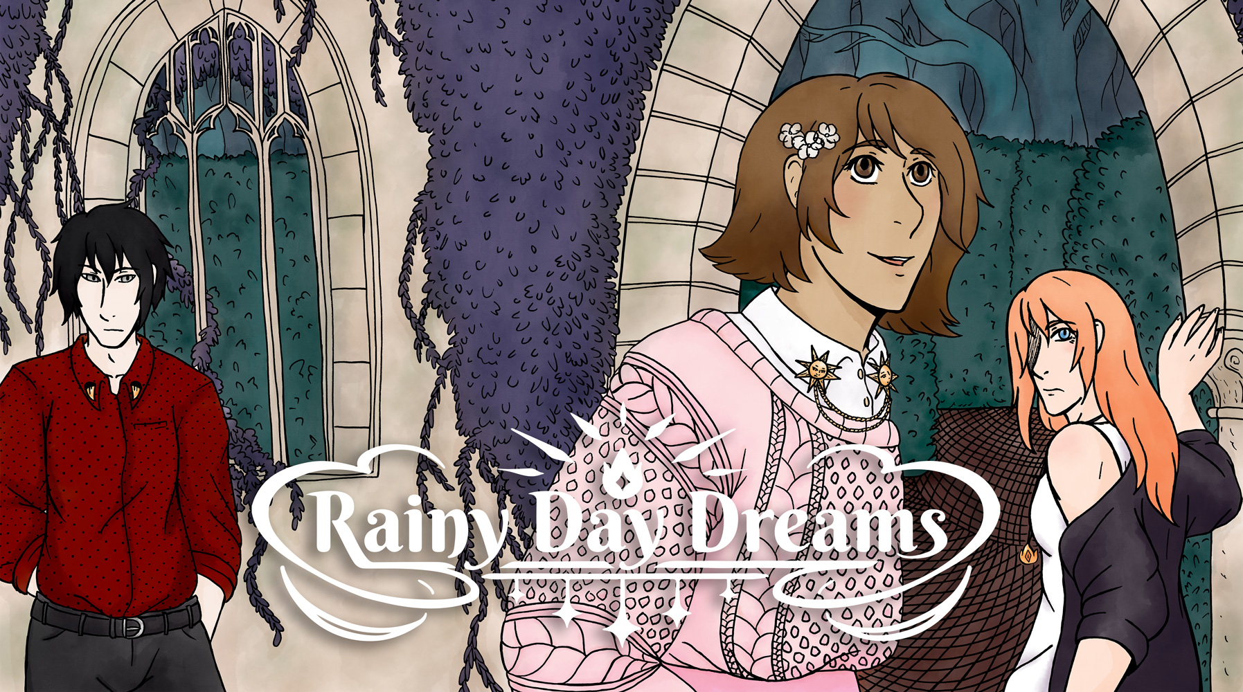 Welcome to Rainy Day Dreams